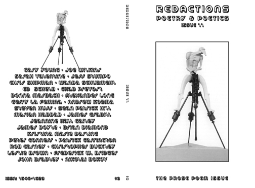 Redactions Issue Eleven