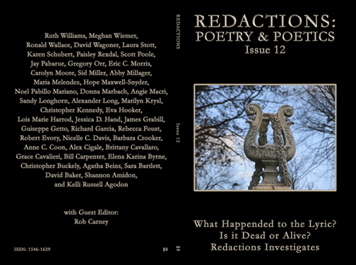 Redactions Issue Twelve